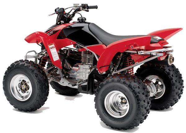 квадроцикл honda trx #8