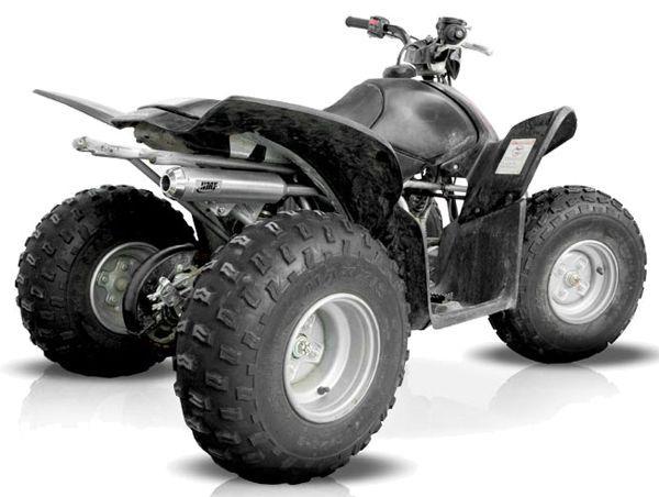 Квадроцикл Honda TRX 90 X. Фото 2