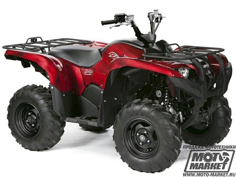 квадроцикл yamaha big bear 350 отзывы