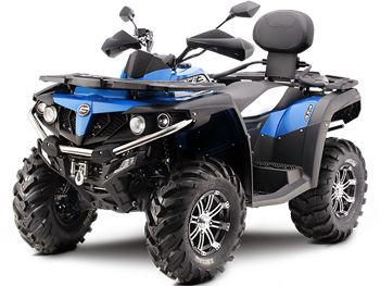 Квадроцикл CF MOTO X5 H.O. EPS. Подробные характеристики...