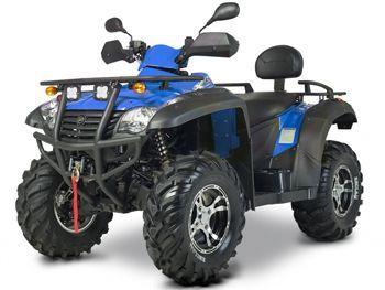 Квадроцикл CF MOTO X6 EFI ELKA&PROLIGHT. Подробные характеристики...