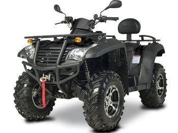Квадроцикл CF MOTO X6 EFI. Описание, фото и техническая ...
