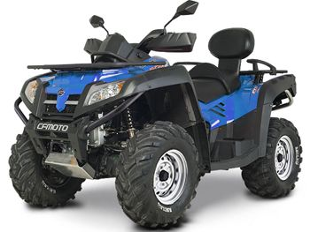 Квадроцикл CF MOTO X8 Basic. Подробные характеристики...