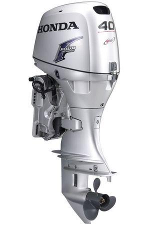 лодочный мотор honda 40