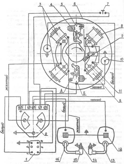 лодочного мотора Нептун 23