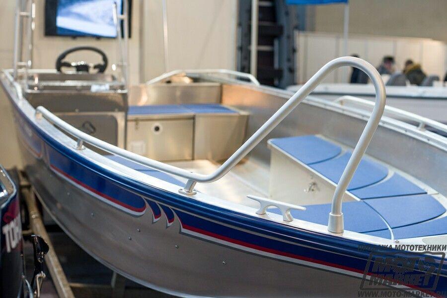 рейлинги для моторных лодок