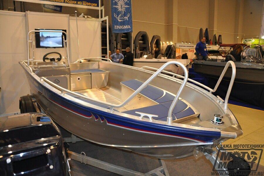 новые алюминиевые моторные лодки