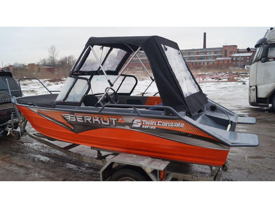 характеристики лодки berkut