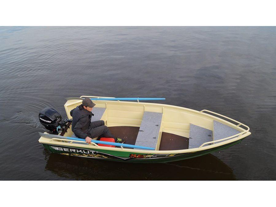 беркут лодка видео