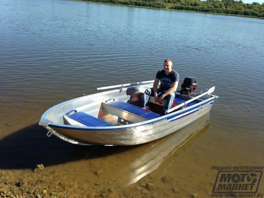 лодка 355