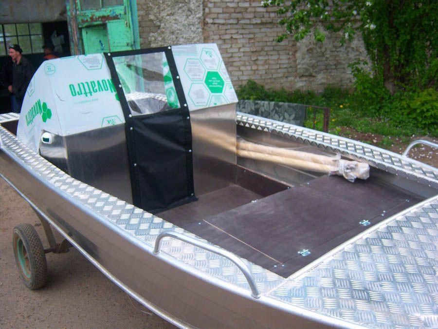 купить моторную лодку тактика
