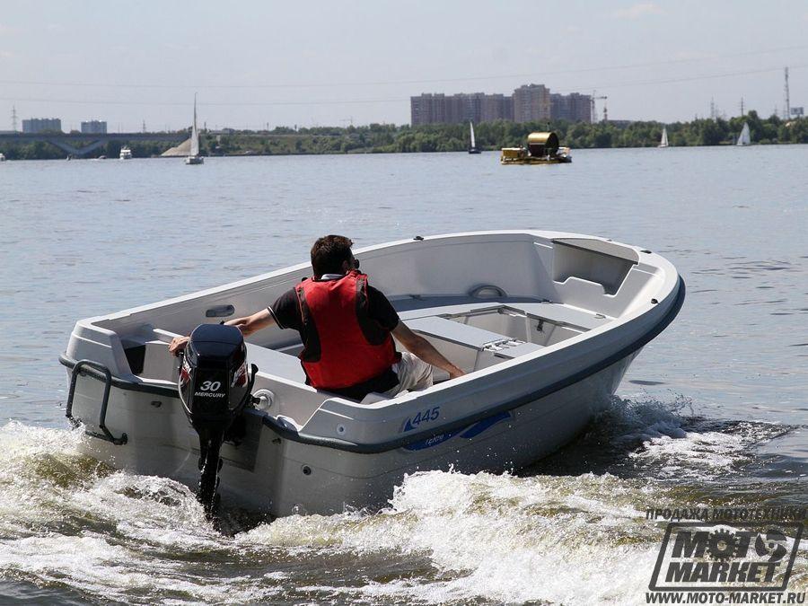 селигер лодка пвх