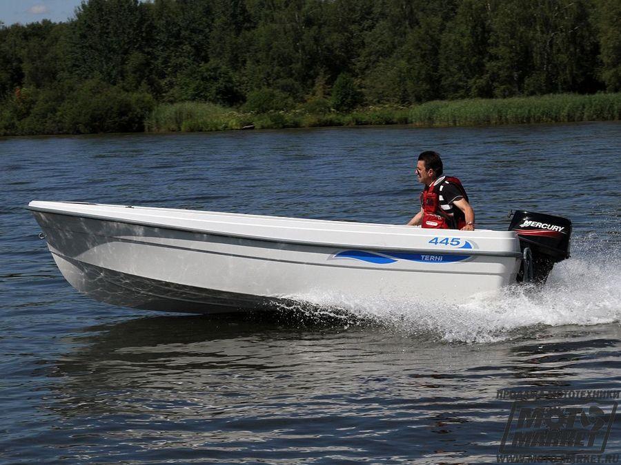 что следовать лодки терхи