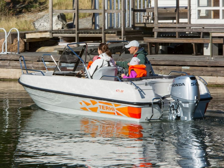 лодки и моторы обсуждение