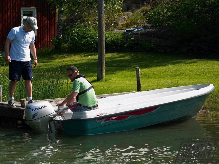моторные пластиковые лодки все модели