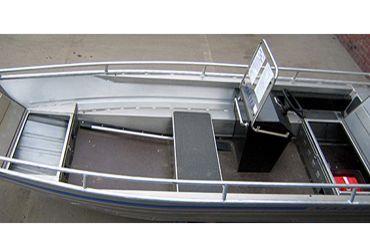 Моторная лодка master 500 фото