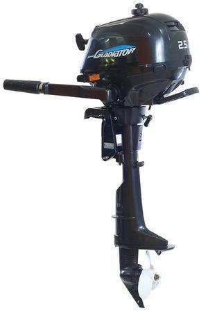 Увеличить фото лодочного мотора Gladiator GF2.5HS.
