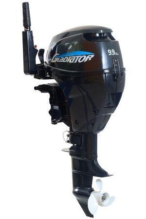 Увеличить фото лодочного мотора Gladiator GF8HS.