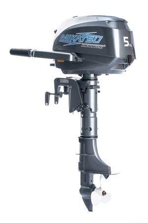 Увеличить фото лодочного мотора Mikatsu MF5FHS.