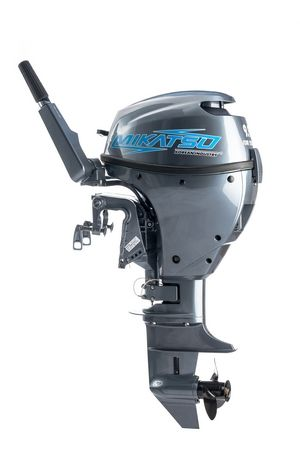 Увеличить фото лодочного мотора Mikatsu MF9.9FHS.