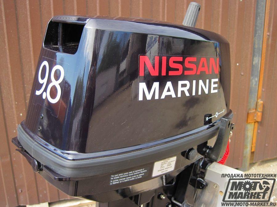 запчасти на мотор nissan marine