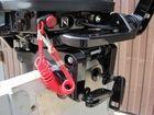 Лодочный мотор Nissan Marine NS 9.8. Фотографии с нашего склада. Фото 14. Увеличить фотографию.