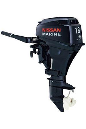 Увеличить фото лодочного мотора Nissan Marine NS 18E2 1.