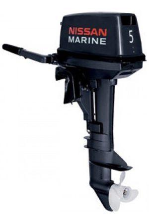 Увеличить фото лодочного мотора Nissan Marine NS 5B D1.