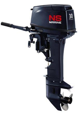 Увеличить фото лодочного мотора NS Marine NM 30H S.