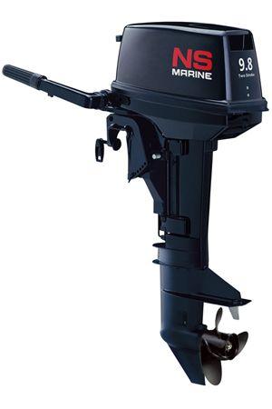 Увеличить фото лодочного мотора NS Marine NM 9.8B S.