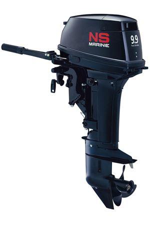 Увеличить фото лодочного мотора NS Marine NM 9.9D2 S.