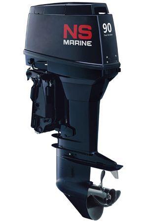 Увеличить фото лодочного мотора NS Marine NM 90D2 EPTOL.
