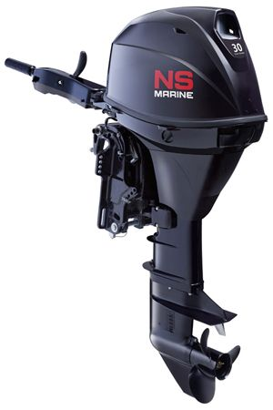 лписание и характеристики nissan marine 30 сил
