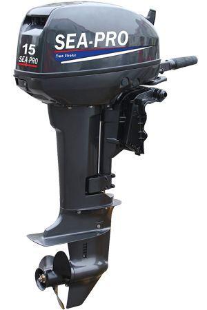 Увеличить фото лодочного мотора Sea-Pro Т 15S.