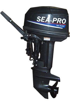 Увеличить фото лодочного мотора Sea-Pro Т 25S.