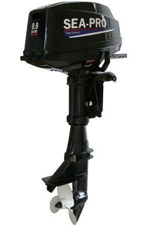 Увеличить фото лодочного мотора Sea-Pro T 9.8S.