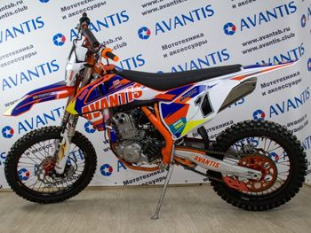 Мотоцикл Авантис Эндуро 250 Про. Подробные характеристики...