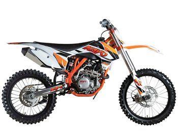 кроссовый мотоцикл кайо 250 #3