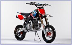 Подробные технические характеристики мини мотоциклов и питбайков YCF...