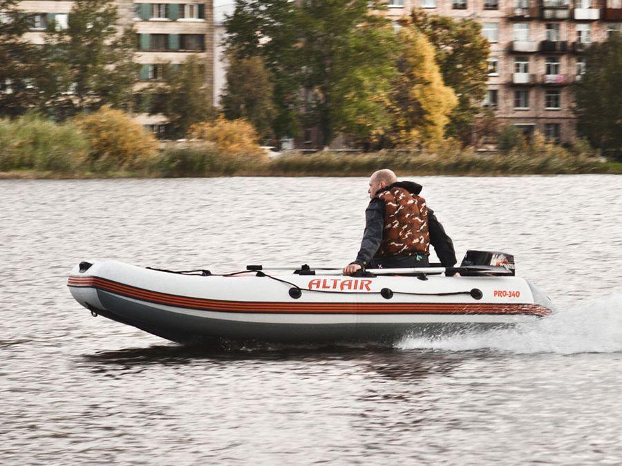 районы плавания лодок пвх