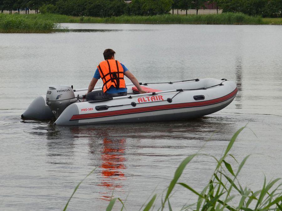 лодки из пвх альтаир 300