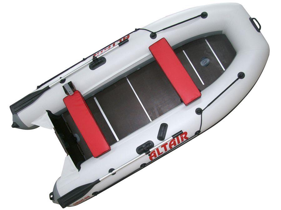моторная лодка altair sirius-315 stringer