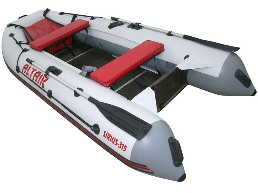 лодка альтаир и мотор купить