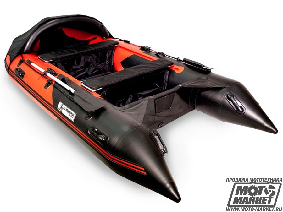 gladiator моторная лодка