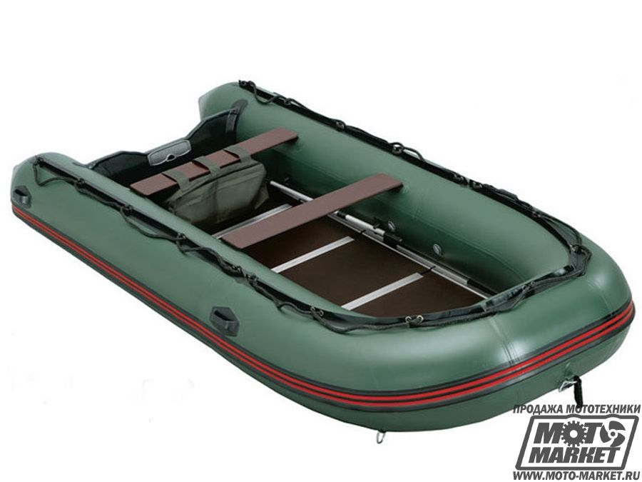 сборка лодки корсар 300