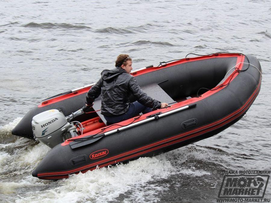 лодка пвх марлин 380 профессионал