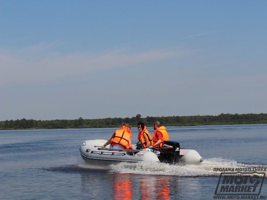 моторная лодка мнев и к кайман
