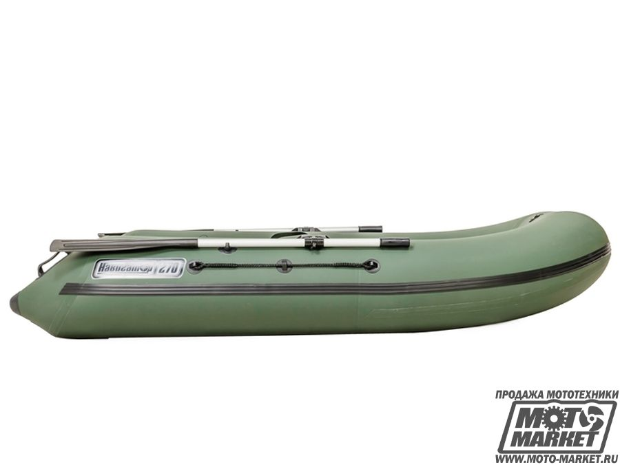 270 лодка надувная