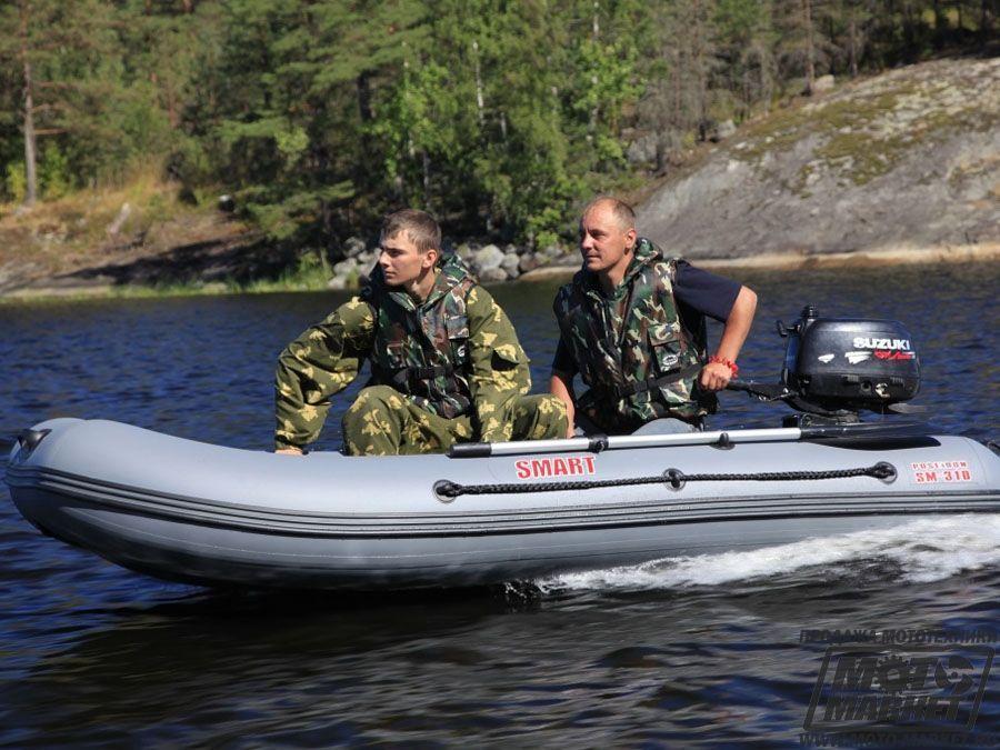 характеристики лодка соло 290