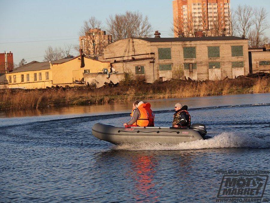 лодка посейдон 360